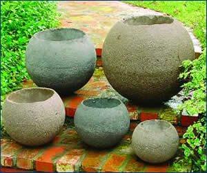 Pots Site ConcreteNetwork.com