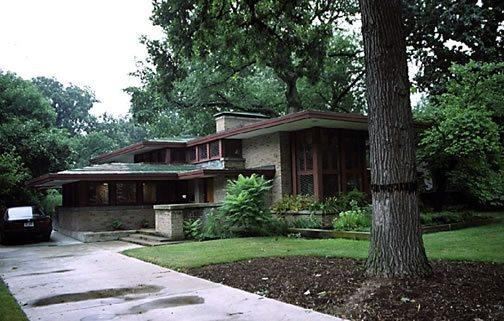 Prarie House Site ConcreteNetwork.com ,