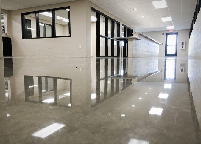 Royale Concrete, Polished Concrete, Floor Site Royale Concrete
