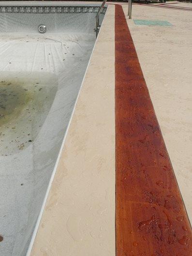 Seamless, Pool Edge Site Decorative Concrete Institute Temple, GA