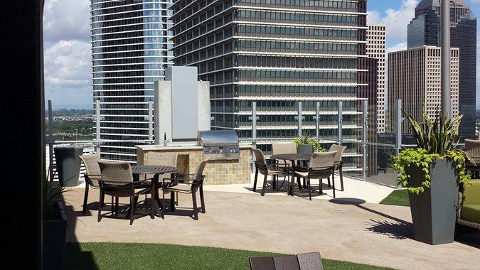 Sky House Houston Site Sundek Products USA, Inc. Arlington, TX