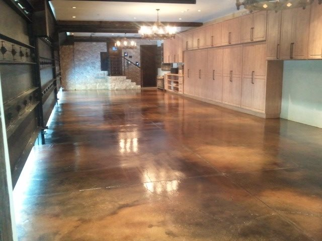 Stained Concrete, Garage Floors Site Stained Concrete Originals Los Angeles, CA