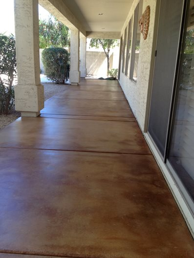 Photo Gallery Site Scottsdale Az The Concrete Network