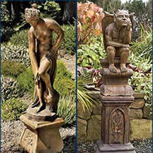 Statues Site ConcreteNetwork.com ,