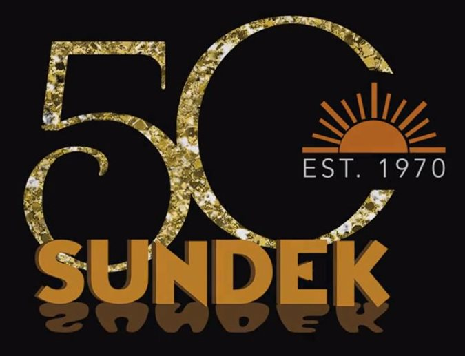 Sundek 50 Anniversary Site Sundek Products USA, Inc. Arlington, TX