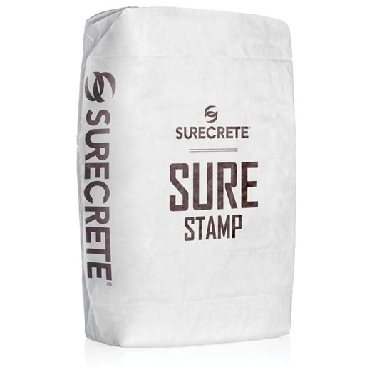 Sure Stamp Overlay Site SureCrete Design Dade City, FL