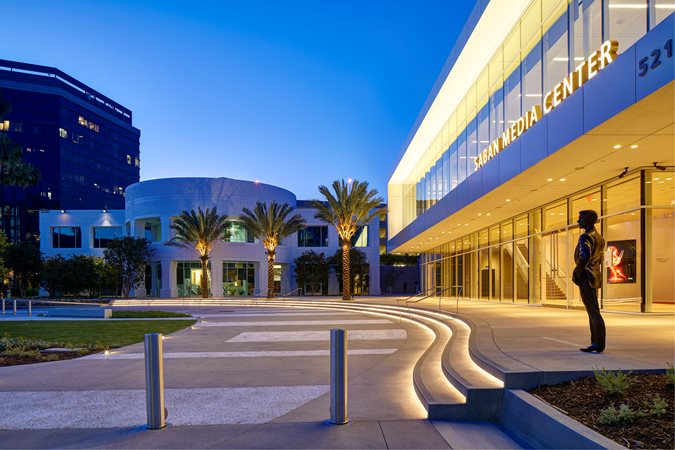 Television Academy, Saban Media Center Site Trademark Concrete Systems, Inc. Anaheim, CA
