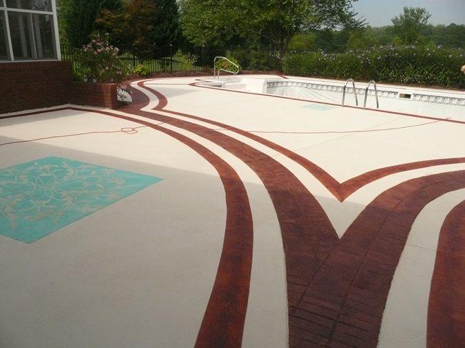 Water Based Stains Site Decorative Concrete Institute Temple, GA