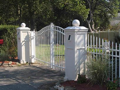 White Fence Site JM Lifestyles Randolph, NJ