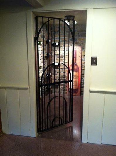 Wine Room Site Liquid Stone Concrete Designs LLC Warminster, PA