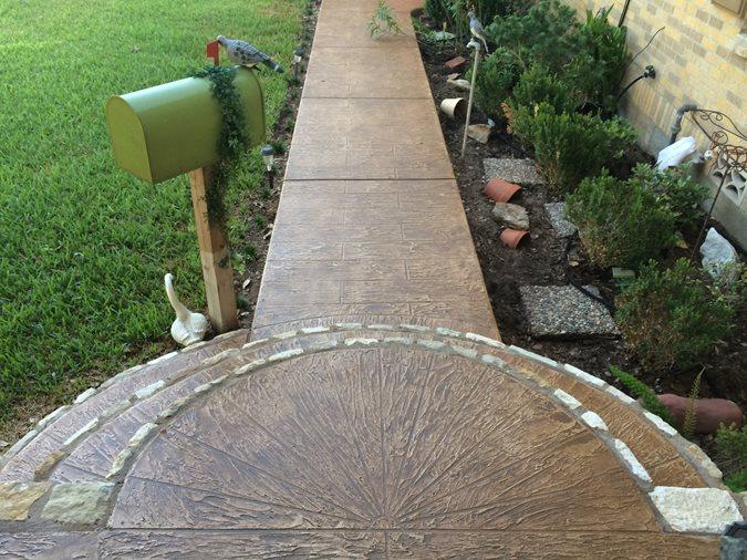 Wood Grain Overlay Site Sundek of San Antonio San Antonio, TX