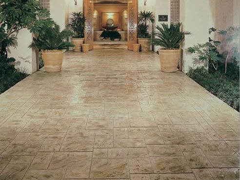 photo gallery stamped concrete tampa fl the