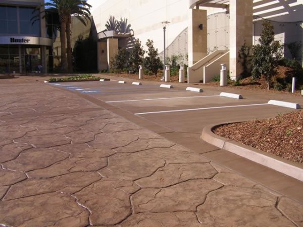 Photo Gallery Stamped Concrete San Diego Ca The