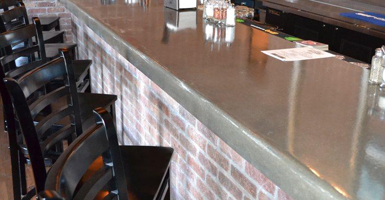 Architectural Details Table Mountain Creative Concrete Golden, CO