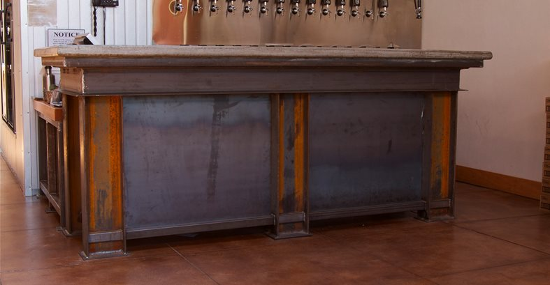 Brown Brewery Flooring Commercial Floors Westcoat San Diego, CA