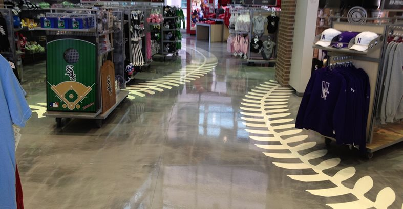 Commercial Floors Concrete Coatings of Illinois Crest Hill, IL