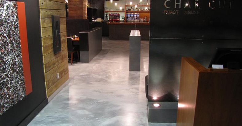 Commercial Floors Concrete Inspirations Calgary, AB