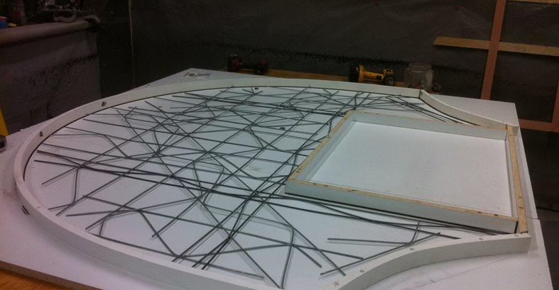 Concrete Countertops Reformed Concrete LLC Quarryville, PA