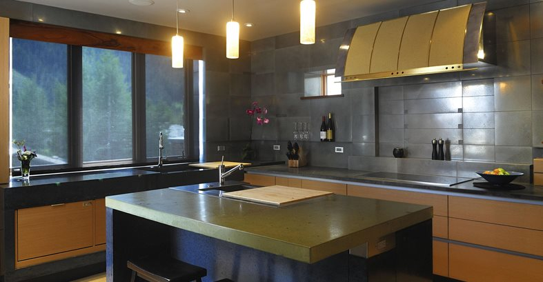 Concrete Countertops Tory Taglio Photography ,