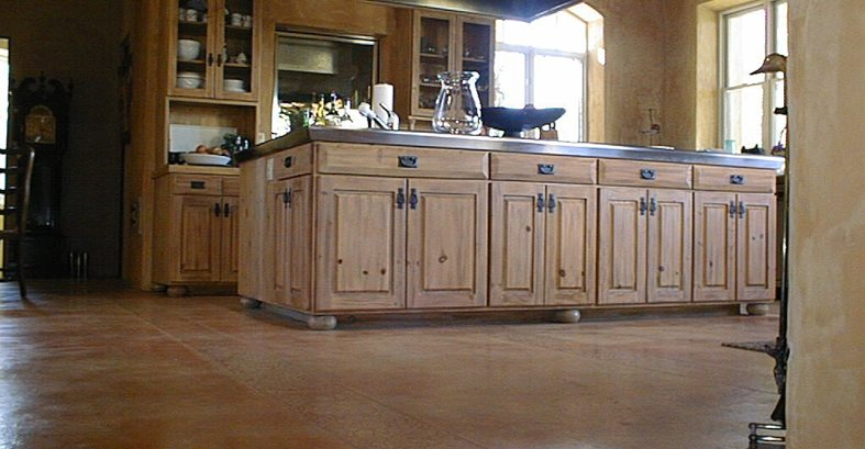 Kitchen Floor Designs And Benefits Of