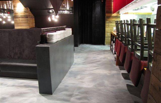 Floor Logos and More Concrete Inspirations Calgary, AB