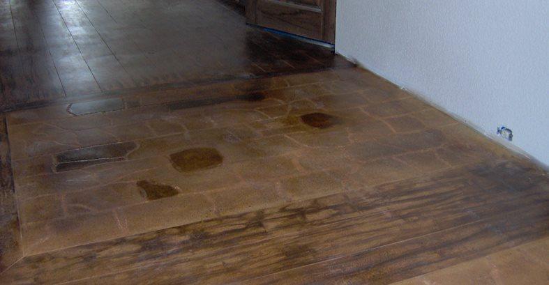 stained concrete san antonio innovative floors designed