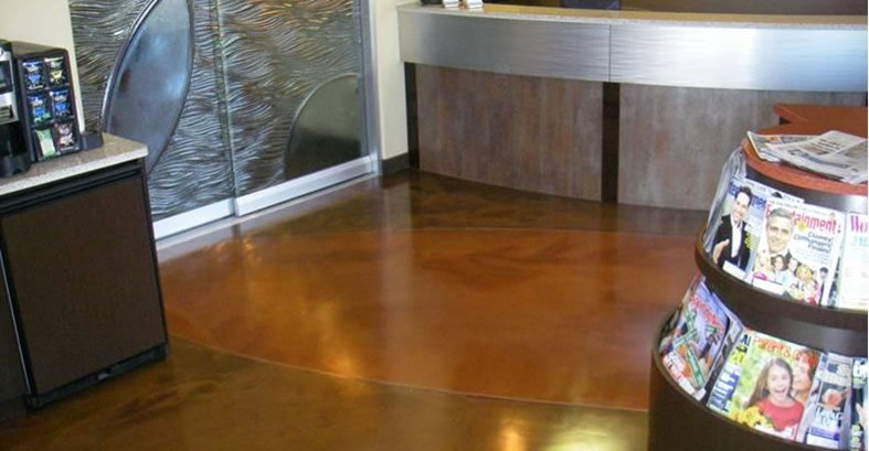 Concrete Flooring Finishing | Styles, Colors, and Options - The ...