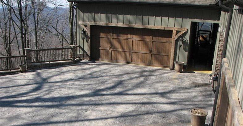 Stamped Concrete Advanced Concrete Technologies Jefferson, GA