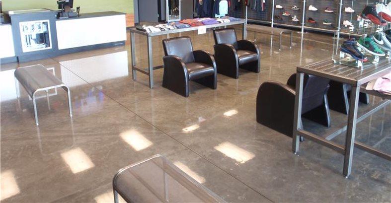 Concrete Floors Modern Concrete San Clemente, CA