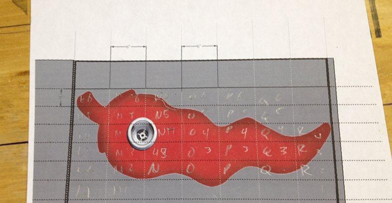 Red Hot Chili Pepper Sink Site Trueform Concrete Wharton, NJ
