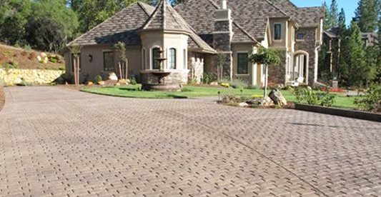 Pavers, Driveway Outdoor Fire Pits Apex Concrete Designs, Inc. Roseville, CA