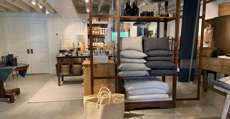 Retail, Pillows, Polished Polished Concrete Econcrete Polishing Red Hook, NY