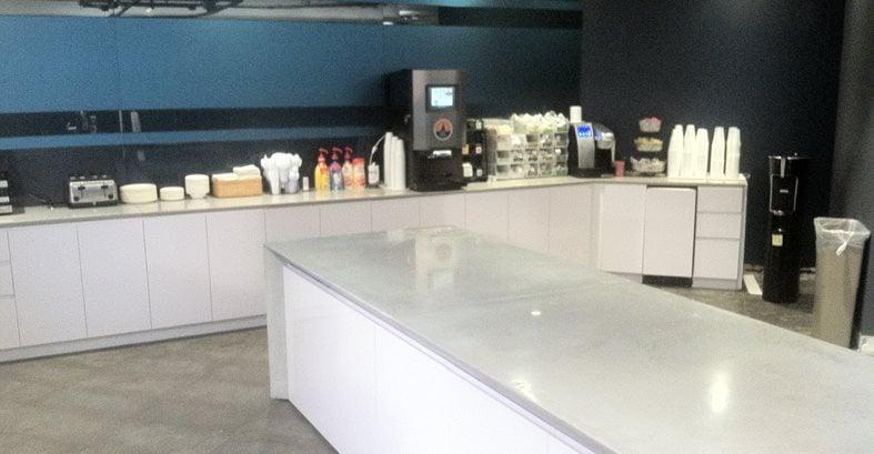 Nc1124 Concrete Countertops In The Mix-Artistic Decorative Concrete LLC Charlotte Hall, MD