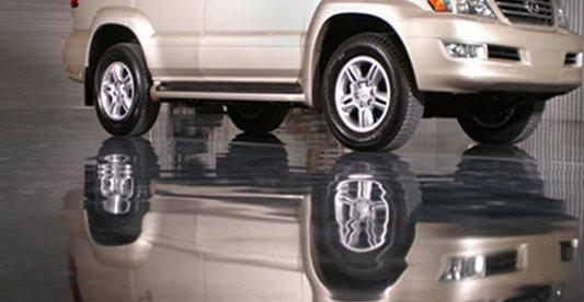 Epoxy, Car Garage Concrete Walkways Stockwell Maintenance Systems Inc Williamsport, MD