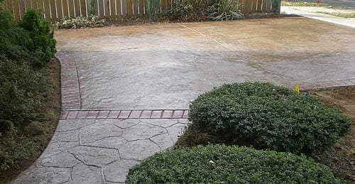 Concrete Driveways Artesano Decorative Concrete Gaithersburg, MD