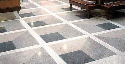 Geometric, Sitting Area Concrete Floors Decorative Concrete of NY Bohemia, NY
