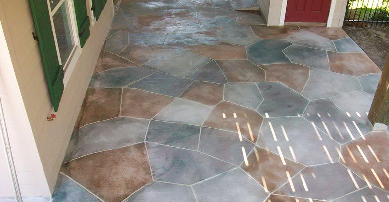 Concrete Floors Concrete Pool Decks Custom Stone Concrete Houma, LA