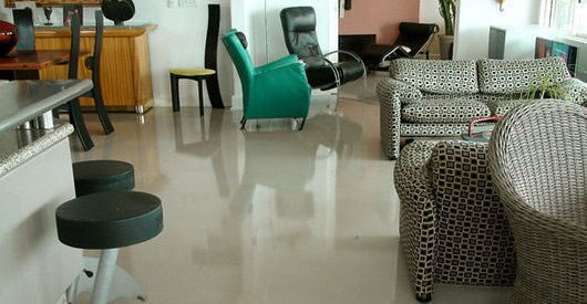 Floor Overlay, Polished Concrete Commercial Floors Madstone LLC Barrington, RI