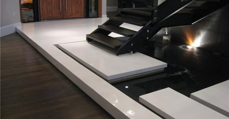 Commercial Floors Futuristic Designs Inc. Maple Ridge, BC