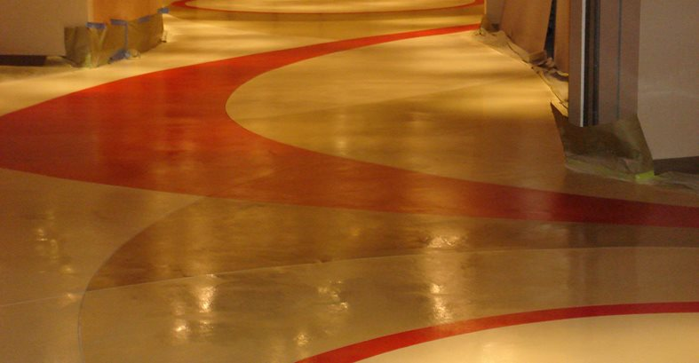 Polymer Overlay For Con Agra Foods The Concrete Network