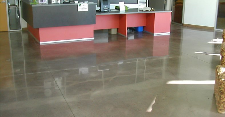 Polishing concrete benefits the concrete network for How to shine cement floor