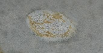 Fixing Spots On Concrete Countertops Caused By Acid