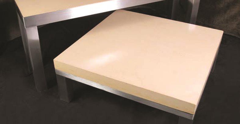 Table, Contemporary Concrete Driveways Concrete Studio Dallas, TX