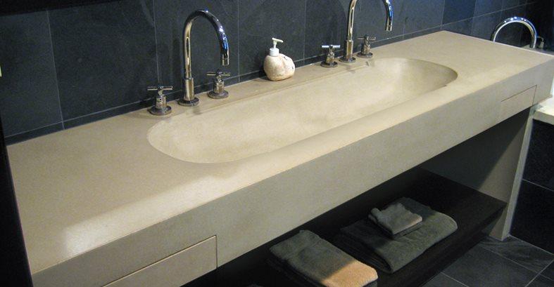 Trough, Sink Concrete Driveways Trueform Concrete Wharton, NJ
