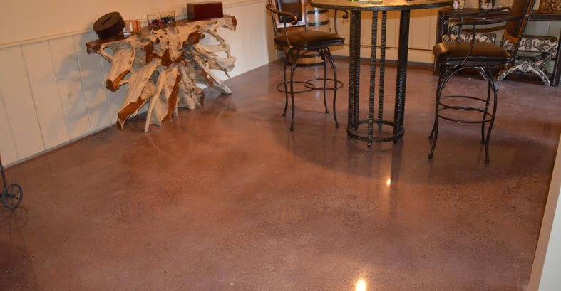 Floor One Concrete Floors Liquid Stone Concrete Designs LLC Warminster, PA