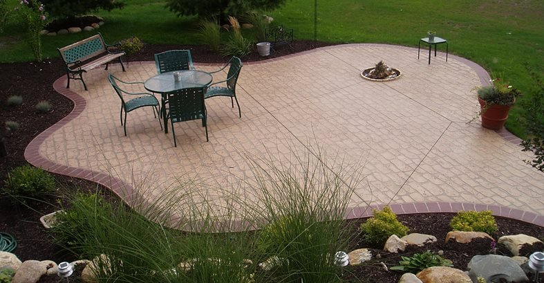 Five Budget Friendly Stamped Concrete Ideas The Concrete