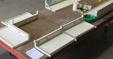 Casting Concrete Desk Concrete Pool Decks Concrete Countertop Institute Raleigh, NC
