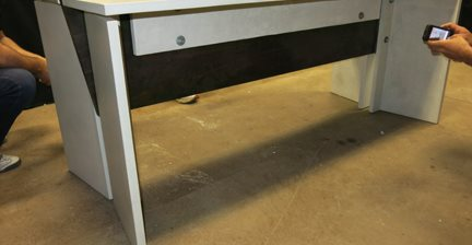 Concrete Desk Design Concrete Pool Decks Concrete Countertop Institute Raleigh, NC