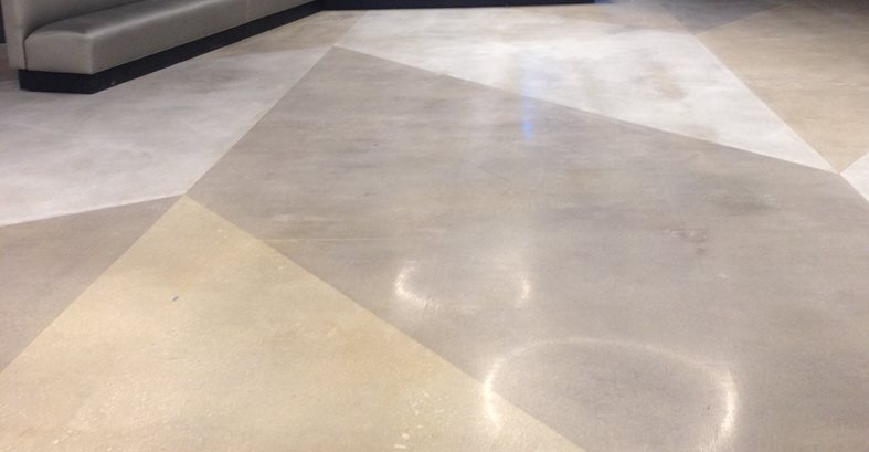 Herringbone Pattern, Colored  Concrete Pool Decks K-Stone San Antonio, TX