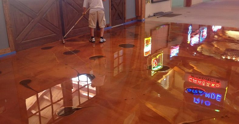 Xpedite Coatings Concrete Pool Decks Xpedite Coatings Houston, TX